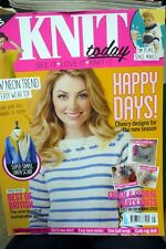 Knitting today magazine issue 125