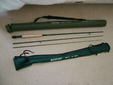 Sonik SK3, 8', #3/4, 3pc Trout Fly Rod. With bag and tube.