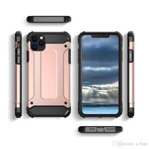 Fully Shockproof Protective Clear Case Cover For ALL Apple iPhone 11 PRO 12 Xs 8