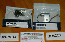 Cub Cadet Kohler Points & Condenser fits cub cadet 108 109 128 129 149 169 OEM!