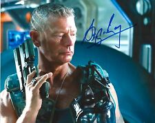 Stephen Lang signed James Cameron' Avatar 8x10 Photo - Proof