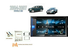 For 2004-2007 Nissan Titan Armada 2 DIN DVD BLUETOOTH TOUCHSCREEN CAR STEREO KIT