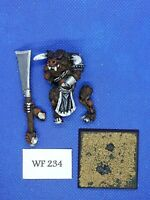 Warhammer Fantasy - Chaos Beasts - Classic Minotaur Well Painted - Metal WF234