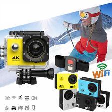 SJ9000 Waterproof Sports Action Camera 4K Wifi DVR DV Camcorder Cam GoPro Remote