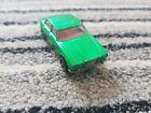 CORGI ROCKETS 902 - JAGUAR XJ6 GREEN CHROME METALLIC CAR GREAT CONDITION