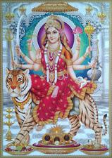 Durga Maa - Beautiful POSTER Big Size: 19x27 inches