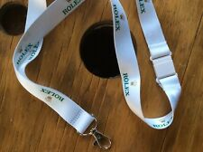 Rolex Lanyard ID Cord/Strap, Authentic