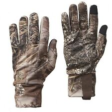Men's Realtree Max-1 XT Lightweight, Touch-Screen Compatible, Size Medium Gloves