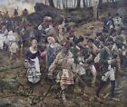 Don Troiani Raiders of the Mohawk Valley - Revolutionary War Open Edition Giclee