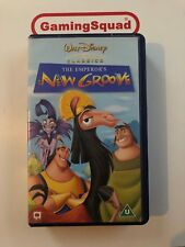 The Emperor's New Groove VHS Video Retro, Supplied by Gaming Squad Ltd
