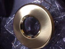 Bathroom/ Shower IP6512V 50W `cast LV Downlight in brush Brass