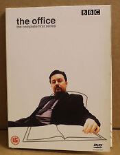 The Office - Series 1 (DVD, 2002)  (D0158)