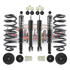 00-06 Chevrolet Suburban 1500 Front & Rear Autoride to Coil Spring Conversion