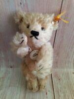 Steiff Historic Steiff Miniatures 1920 Mohair Teddy Bear 029585