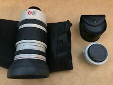 Canon Zoom Lens CL 8-120mm 1:1.4 - 2.1  VL 15X AF Macro and 2x Extender