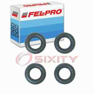 Fel-Pro Fuel Injector O-Ring Kit for 1990-1991 Oldsmobile Cutlass Supreme sf