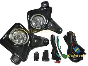 FOG LAMP FOR TOYOTA VAN HIACE COMMUTER MODEL YEAR 2010-2013