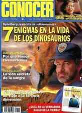 JURASSIC PARK Full-Cover steven spielberg french magazine