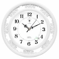 Wall Clock Resin Hollow Out Numbers Decorations Home Watch Vintage Quartz Clocks