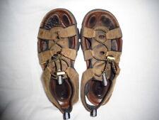 Keen Daytona Waterproof Brown Leather Sport Sandals Size US 8.