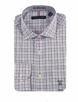 Tommy Hilfiger Men's Regular Fit Long Sleeve Shirt - Various Sizes and Colors