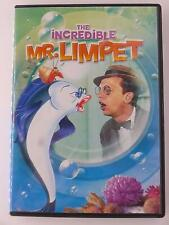 The Incredible Mr. Limpet (DVD, 1964) - H0214
