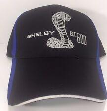 c17383cafe8af Hat Cap Licensed Shelby GT500 Cobra Snake (Black   Blue)