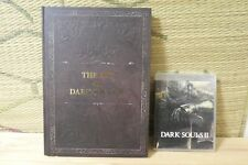 *In Stock* Dark Souls II 2 Original Sound Track and Art Book Japan PS3 VG+!