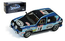 IXO RAC127 Citroen Visa Chrono Tour de Corse Rally 1983 - A Coppier 1/43 Scale