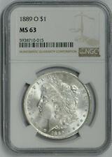 1889 O Morgan Dollar MS 63 NGC *Good Luster*