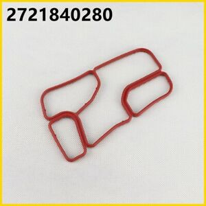 Engine Oil Cooler Gasket Seal Mercedes Fits W203 W204 W221 C300 2721840280 NEW