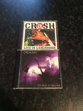 Two CD's by Crash - Six Days On The Road (Signed CD) & Live in Lancashire
