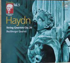 Haydn: String Quartets Op.20 Vol. 5 von Buchberger Quartett   CD  