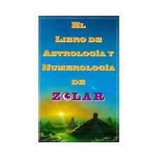 El Libro de Astrologia y Numerologia de Zolar by Zolar Staff (1995, Paperback)