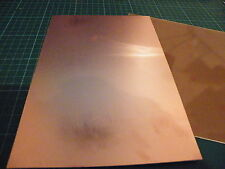 160 x 232mm Copper Clad PCB FR4 Laminate DOUBLE Side High Quality Board