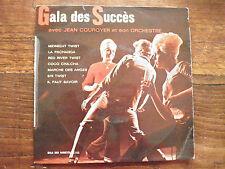 gala des succès avec Jean Couroyer - gala des variétés G- 322