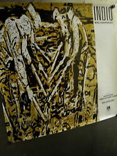 INDIO 1989 Rare Large BIG HARVEST Promo Poster in mint condition