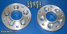 Audi 5x100 to 5x120 BMW 40mm Hubcentric Car Wheel PCD Adaptors 1 PAIR