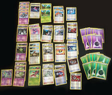 Pokemon 60-Card Genesect Deck w Skyla, Catcher, N, Juniper, Ultra Ball, + Energy