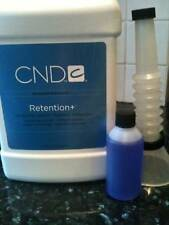 Creative CND acrylic Retention Liquid 4oz MAILED THE SAME DAY