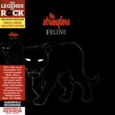 STRANGLERS FELINE REMASTERED 96/24 HDCD CD CARD SLEEVE NEW