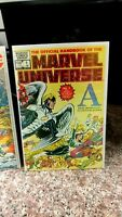 MARVEL UNIVERSE 1 , ...NM-HIGH GRADE FIRST PRINTING