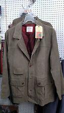 1816 REMINGTON Suede Leather Jacket 46 Men's XL/XXL