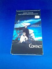 Contact (VHS, 1997) USED