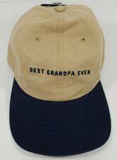 YO MTV Raps Embroidered Logo Tan Strapback Baseball Cap Hat NEW x Concept One