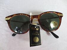 Damen Retro Sonnenbrille MYK schwarz vintage NEU /AC18 YIk4FzLHb