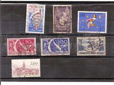 N°234-lot 7 timbre France -bonne cote- oblitérés-bon état