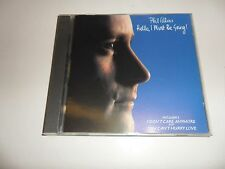 CD  Phil Collins - Hello I Must Be Going
