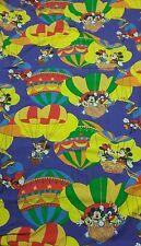 Disney Bettwäsche bedding set Mickey and Minnie Maus hot air balloon 80s 90s