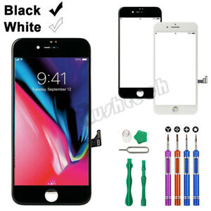 For iPhone 8 7 Plus LCD Touch Display Screen Digitizer Replacement / 9-In-1 Tool